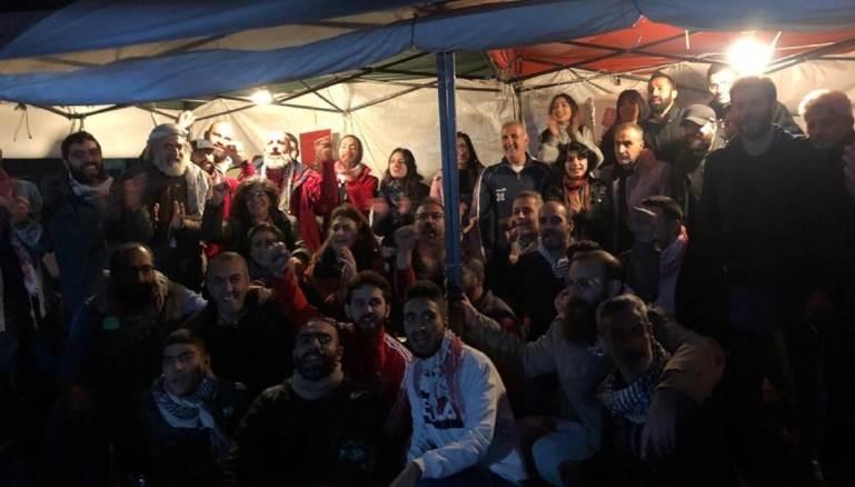 شيوعيو طرابلس الذين أنعشتهم الثورة: ماركس في ساحة النور