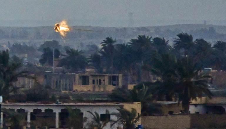 """الباغوز: """"داعش"""" ما زال تحت الأرض"""