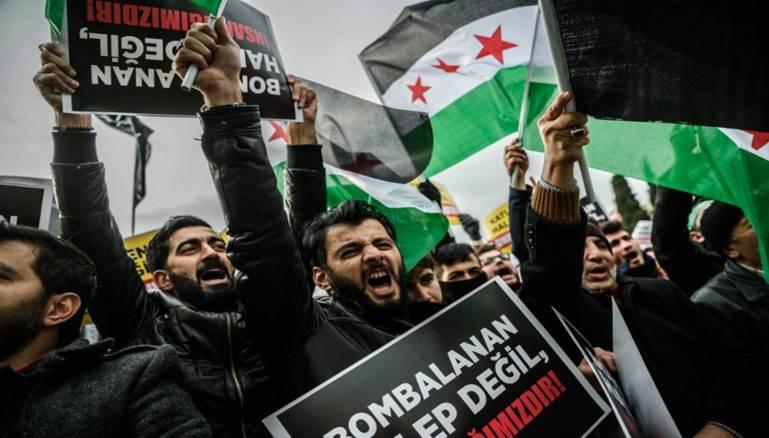 ناشطون ومثقفون: هكذا نؤكد على ثوابت الثورة السورية
