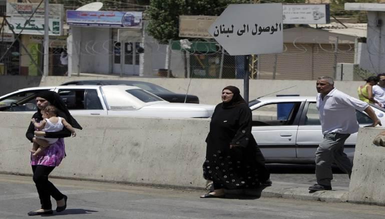 اللجوء السوري:فرصة للبنان