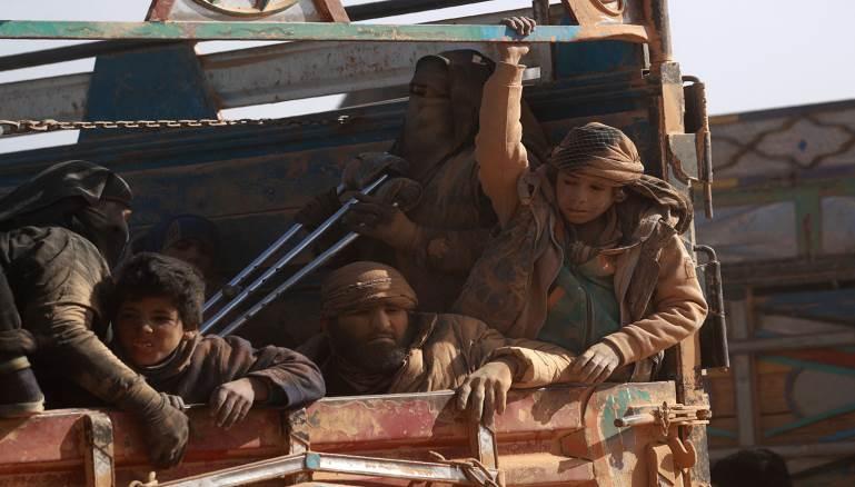 """ديرالزور: """"داعش"""" يجمع """"الزكاة""""!"""