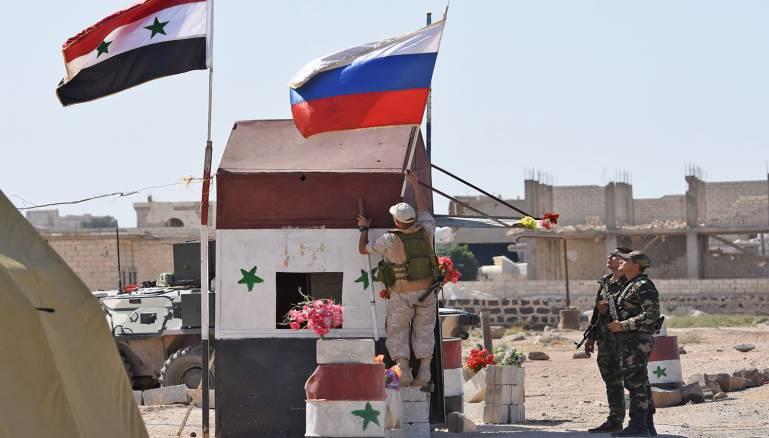 لافروف: الوجود العسكري الروسي في سوريا.. غير محدد الأجل!