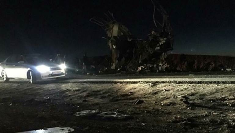 تفجير زاهدان: إيران تهدد باكستان والسعودية