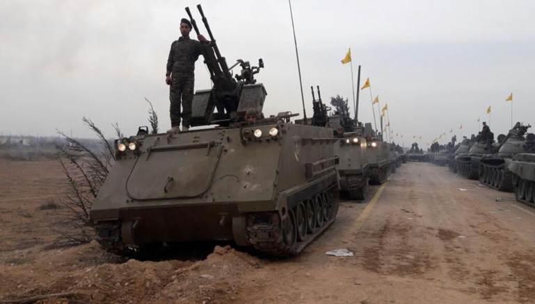 حزب الله والعقوبات: باقٍ في سوريا