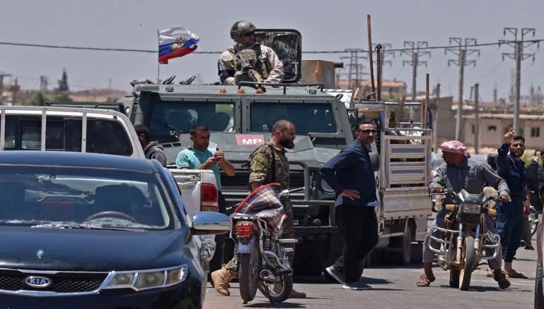 بإشراف حميميم:فصيل بمهام أمنية وعسكرية في درعا الغربي