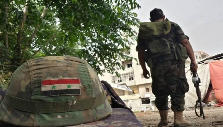"""سوريا: """"طابع الشهيد"""" يخدم الجهد الحربي للنظام"""