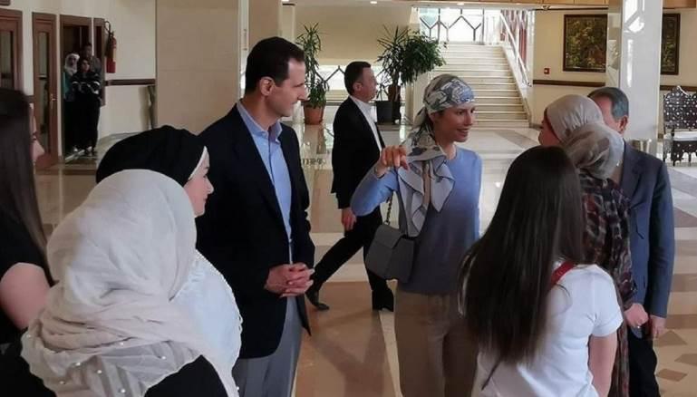 فضائح الأسد وزوجته:خلافات عائلية أم صراع نفوذ إيراني-روسي