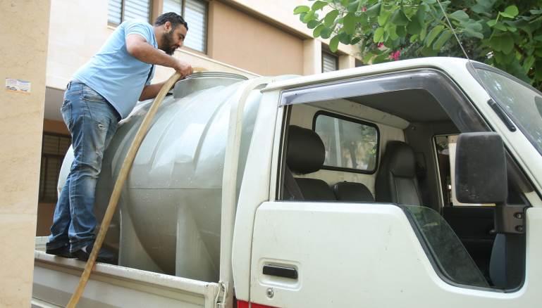 80 % من مياه بيروت تحتوي باكتيريا من البراز