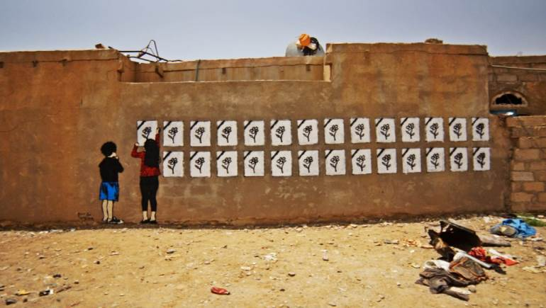 الأطفال أول ضحايا الحروب