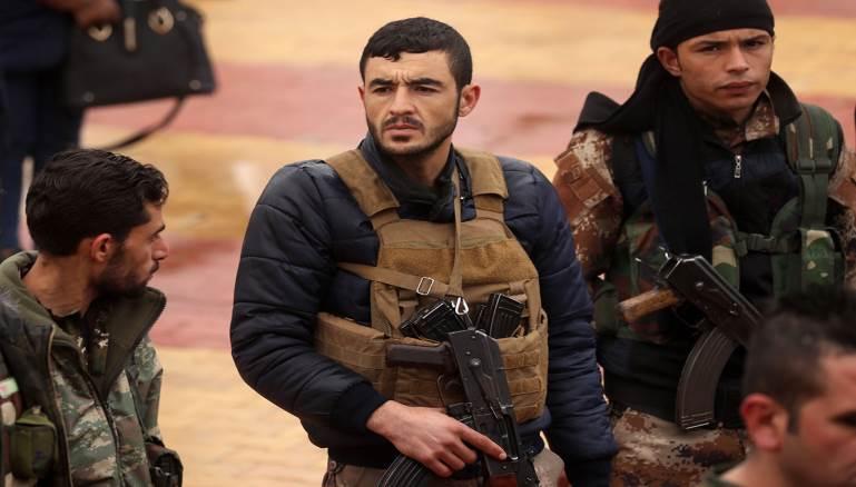 """ديرالزور: """"داعش"""" يتقهقر.. ويطلب التفاوض"""