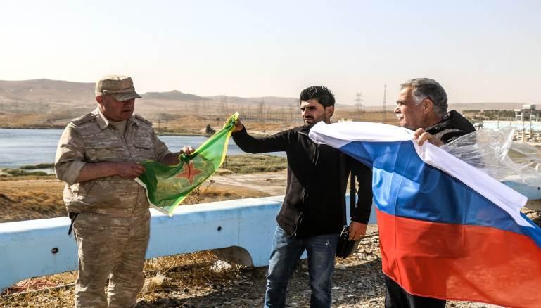 روسيا تسلح الوحدات الكردية..لمواجهة تركيا في إدلب