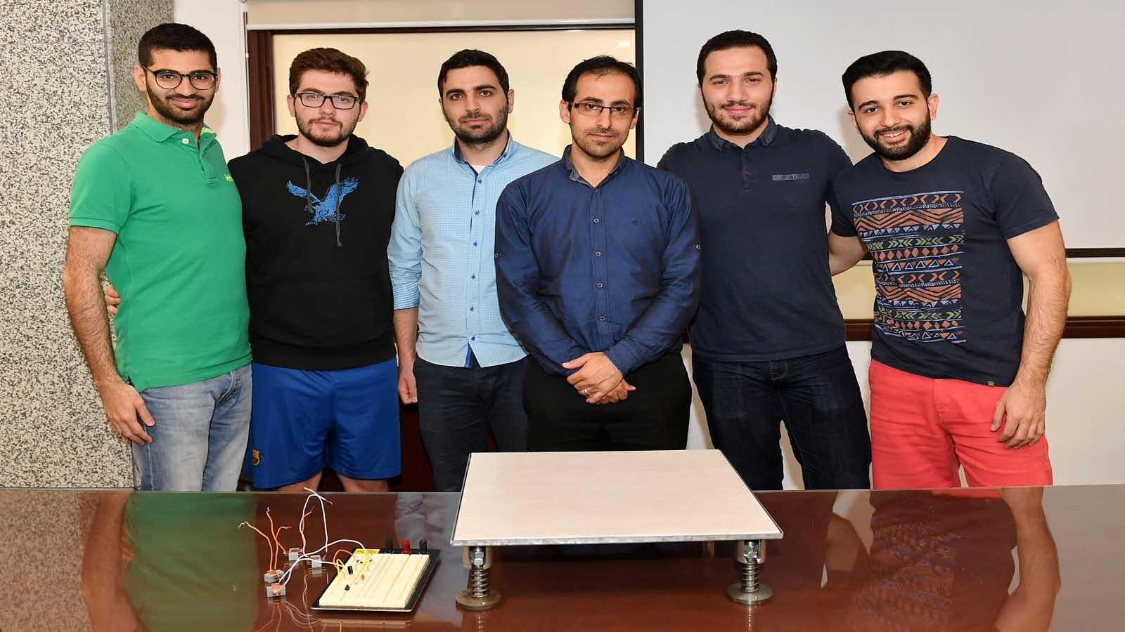 بيروت - مهندسون لبنانيون ينتجون الكهرباء.. من بلاطة !!!